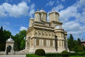 Curtea de Arges Manastirea 2