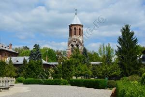 Curtea de Arges Manastirea biserica