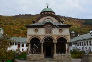 Manastirea Cozia 1